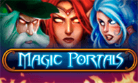 Magic Portals slot game free